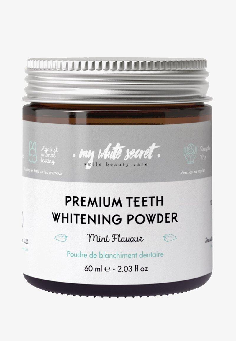 My White Secret - WHITENING POWDER - Tandverzorging - -