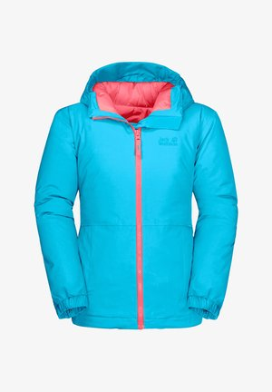 ARGON STORM - Soft shell jacket - atoll blue