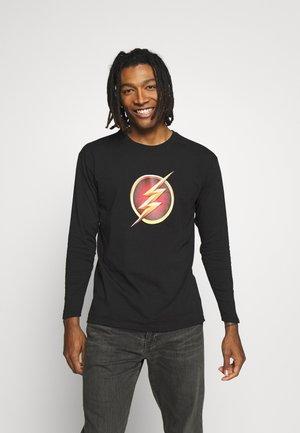 FLASH LONG SLEEVE TEE - T-shirt à manches longues - black
