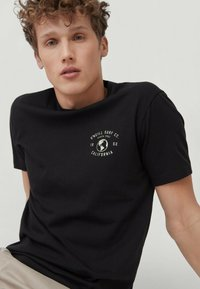 O'Neill - Print T-shirt - black out - 3