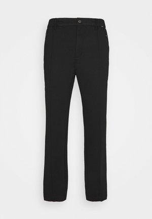COMFORT PANT - Trousers - black