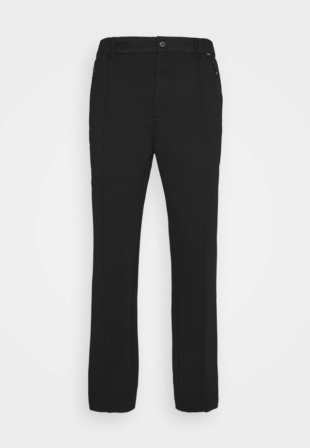 COMFORT PANT - Trousers - black