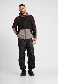 Icepeak - AMAGON - Fleece jacket - dark green - 1