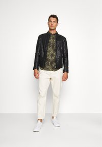 Serge Pariente - CHIC - Leather jacket - black - 1
