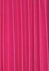 Closet - PLEATED SKIRT - Długa spódnica - pink - 2