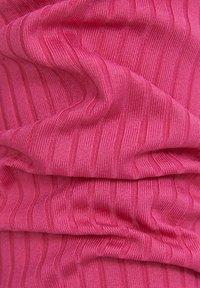 Bershka - Top sdlouhým rukávem - neon pink - 5