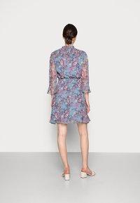 Liu Jo Jeans - ABITO CORTO MANHATTA - Day dress - special fleurs - 2