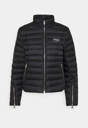 BEDONIA - Gewatteerde jas - black