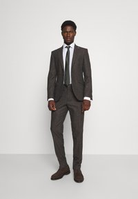 Shelby & Sons - CRANTON SUIT - Kostym - brown - 1