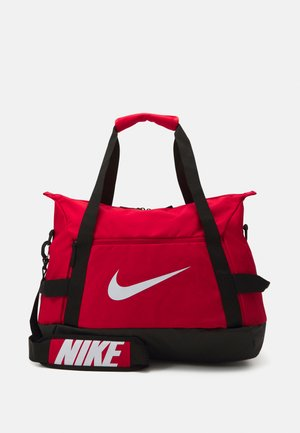 ACADEMY TEAM - Sports bag - university red/black/white