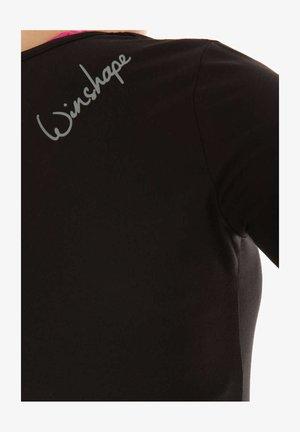 LONGSLEEVE WS1 - Long sleeved top - schwarz