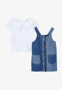 River Island - 2 PACK - Denim dress - blue - 0