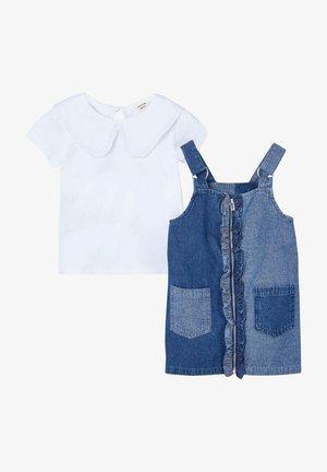 2 PACK - Denim dress - blue
