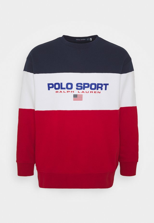 SPORT - Collegepaita - red multi