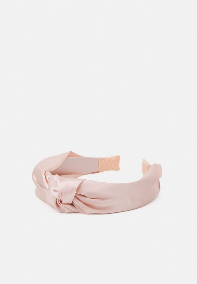 KNOT HEADBAND - Hair Styling Accessory - nude