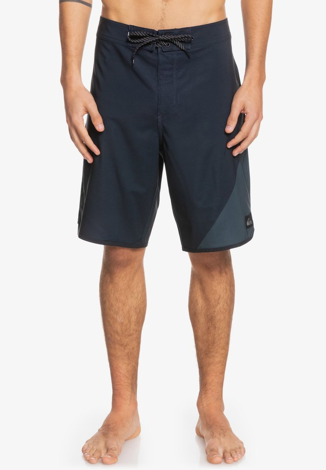 NEW WAVE  - Swimming shorts - black