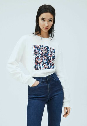 BAMBIE - Sweatshirt - blanco off