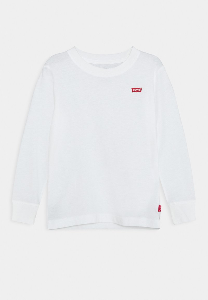 Levi's® - BATWING CHESTHIT TEE UNISEX - Topper langermet - white