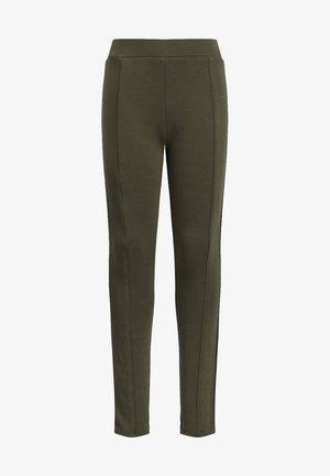 Leggings - Trousers - army green