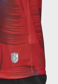 adidas Originals - T-shirts print - red - 6