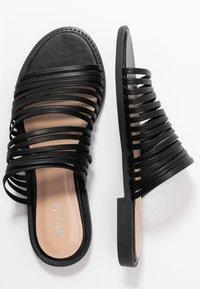 BEBO - RIA - Pantofle - black - 3