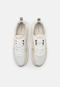 GANT - NICEWILL - Baskets basses - offwhite - 3