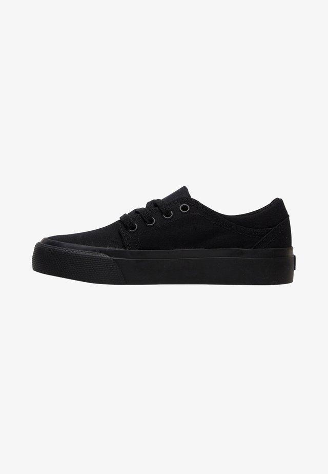 TRASE - Sneakers laag - black