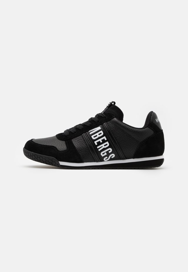 ENRICUS - Trainers - black/white