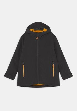 KOW - Soft shell jacket - schwarz