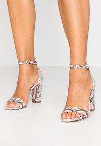 Call it Spring - TAYVIA  - High heeled sandals - light pink - 0