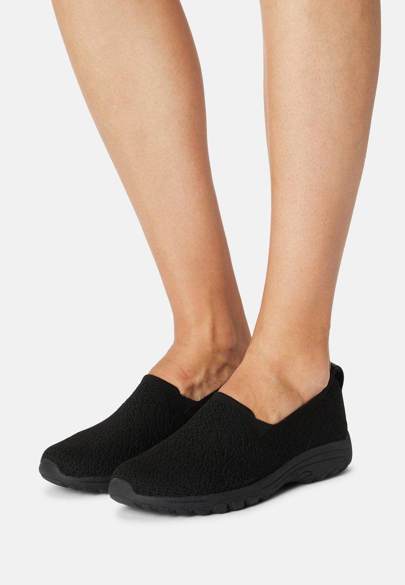 Skechers - REGGAE FEST 2.0 - Sneakers laag - black