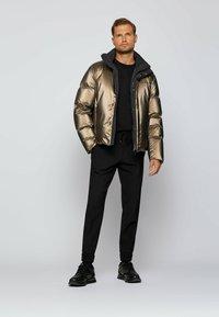 BOSS - DANRO_PS - Down jacket - brown - 1