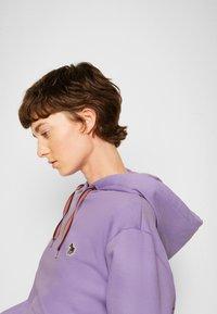 PS Paul Smith - ZEBRA HOODIE - Sweatshirt - purple - 5