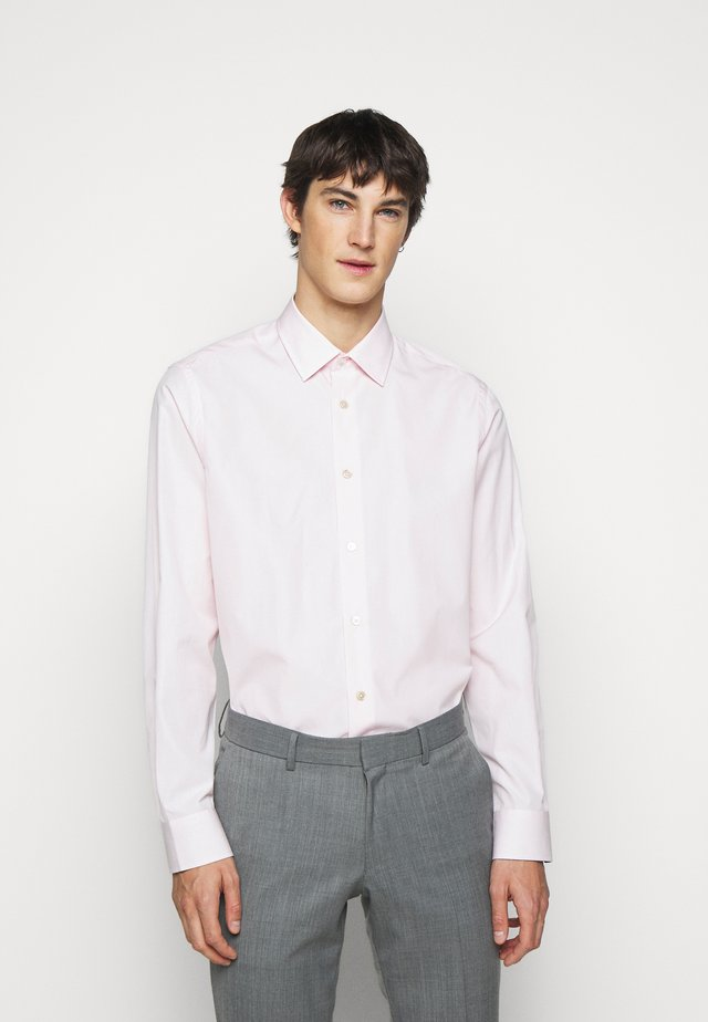 GENTS TAILORED - Chemise classique - pink