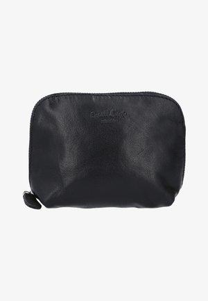 Wash bag - schwarz-silber