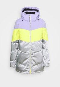 Brunotti - OKALANI WOMEN SNOW JACKET - Snowboardová bunda - lavender - 7