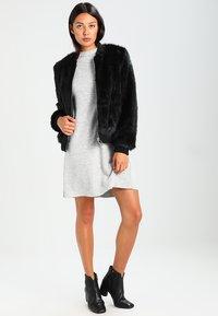 ONLY - ONLKLEO - Shift dress - light grey melange - 1