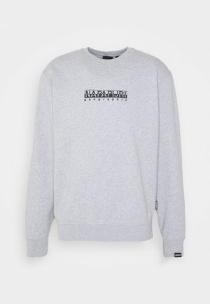 BOX UNISEX - Sweatshirt - light grey