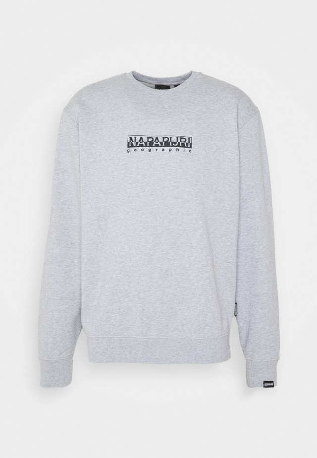 BOX UNISEX - Sweater - light grey