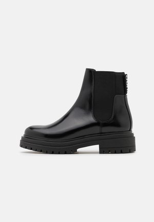 ALPHA - Classic ankle boots - black