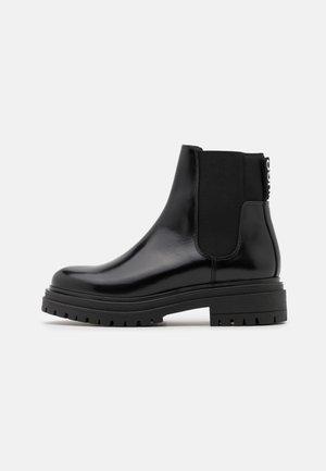 ALPHA - Kotníkové boty - black