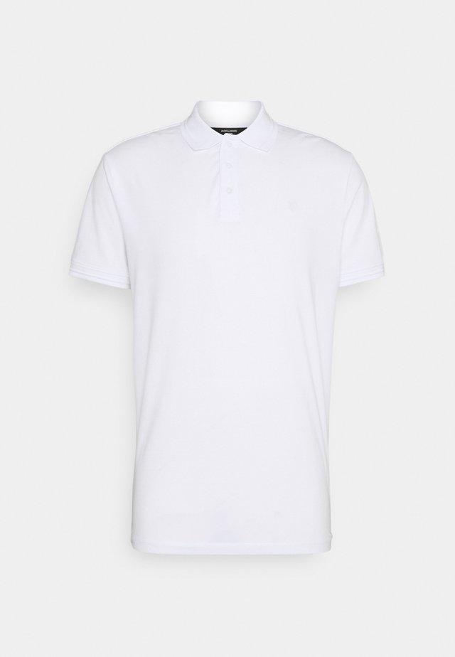 JPRBLALOGO SPRING - Polo - white