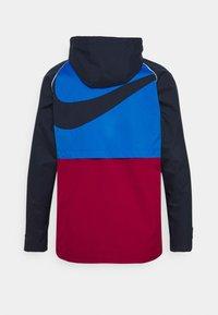 Nike Performance - FC BARCELONA  - Club wear - soar/noble red/obsidian/pale ivory - 6