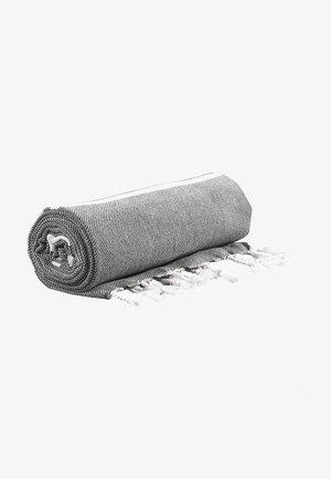 BEACHPLAID - Ręcznik plażowy - noir