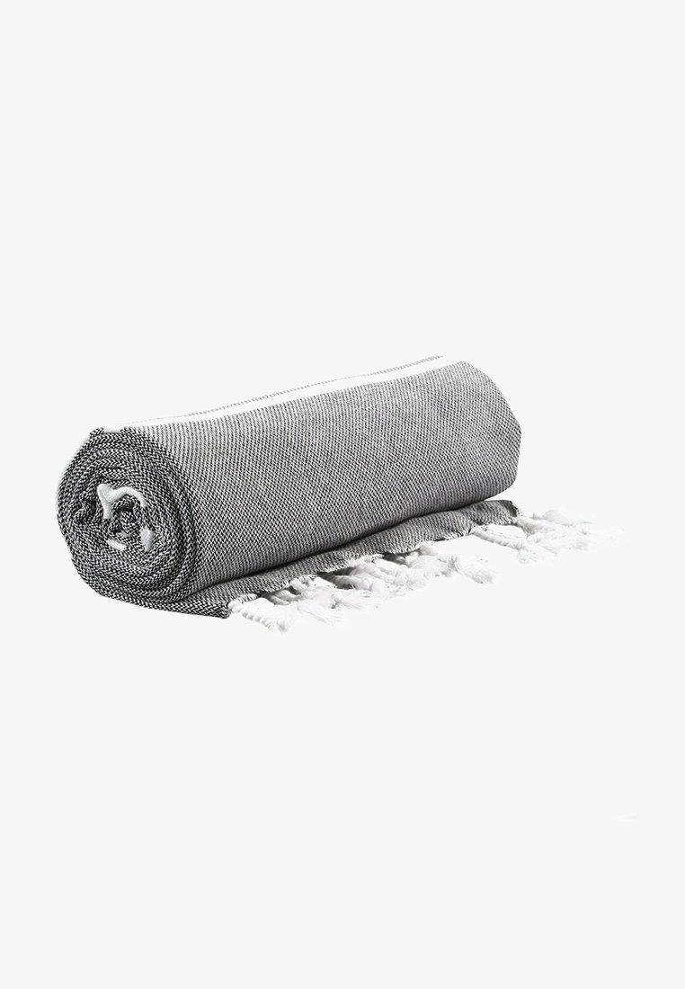 Espadrij l´originale - BEACHPLAID - Ręcznik plażowy - noir