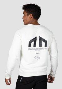 MOROTAI - Sweatshirt - cremeweiß - 2