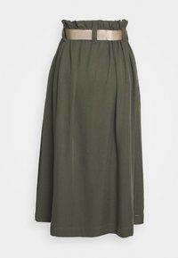 esmé studios - ELENA SKIRT - A-line skirt - thyme - 1