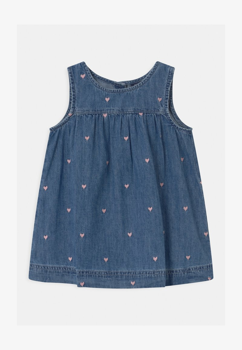 GAP - Denim dress - light-blue denim