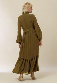 IVY & OAK Maternity - DRENA - Maxi dress - beech - 2