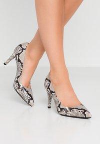 Unisa - TOLA - High heels - ivory - 0